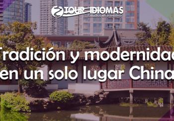 Tradición y modernidad en un solo lugar China - Tour Idiomas