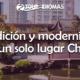 Tradición y modernidad en un solo lugar China