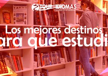 Los mejores destinos para que estudies - Tour Idiomas