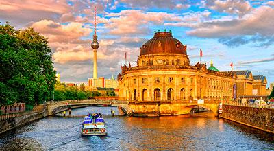Ven a Berlín con Tour Idiomas
