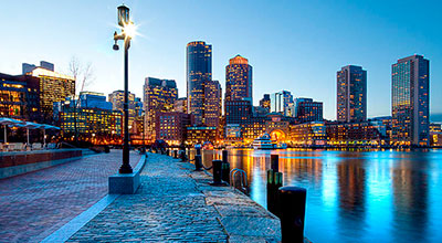 Ven a Boston con Tour Idiomas