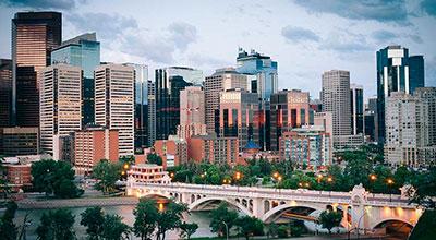 Ven a Calgary con Tour Idiomas
