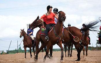 Ven al Campamento de Equitación con Tou Idiomas