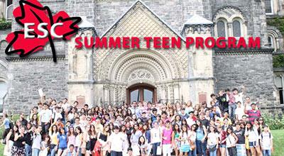 Ven al Campamento Universidad de Toronto con Tour Idiomas