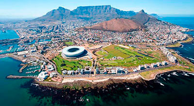 Visita Ciudad del Cabo con Tour Idiomas