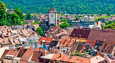 Visita Friburgo con Tour Idiomas