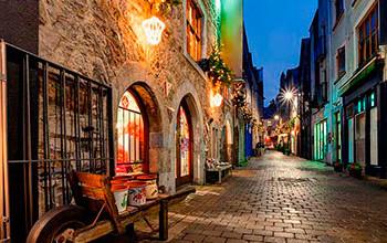 Visita Galway con Tour Idiomas