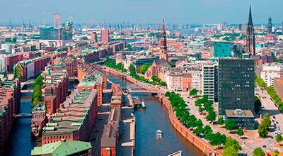 Visita Hamburgo con Tour Idiomas