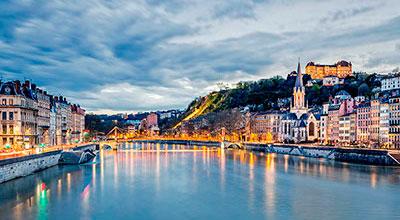 Visita Lyon con Tour Idiomas