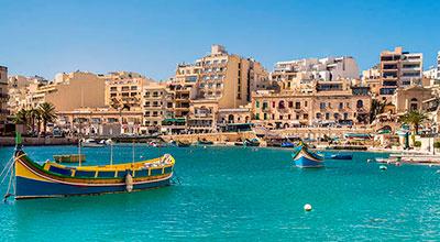 Visita Malta - St Julians con Tour Idiomas