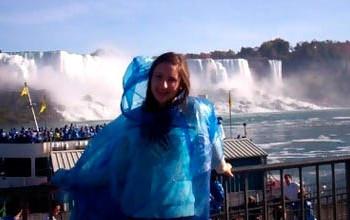 Mariana Noriega en Toronto con Tour Idiomas