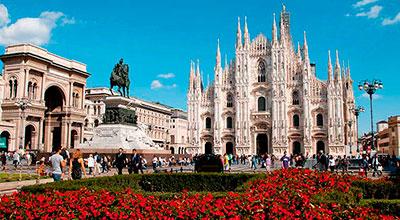 Visita Milán con Tour Idiomas