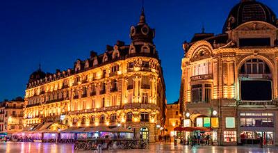 Visita Montpellier con Tour Idiomas