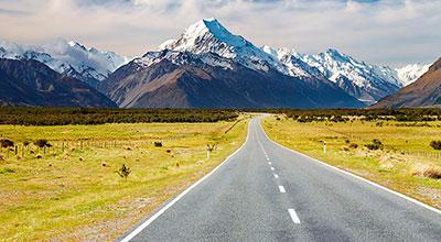 Ven a Nueva Zelanda con Tour Idiomas