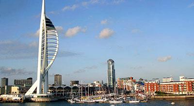 Ven a Portsmouth con Tour Idiomas