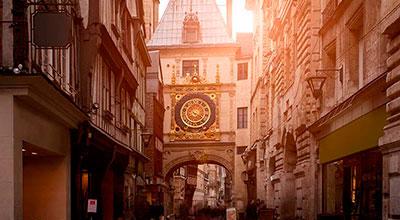 Visita Rouen con Tour Idiomas