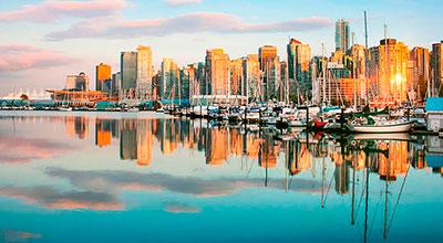 Ven a Vancouver con Tour Idiomas