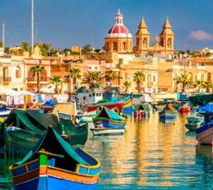Malta 3 - Tour Idiomas